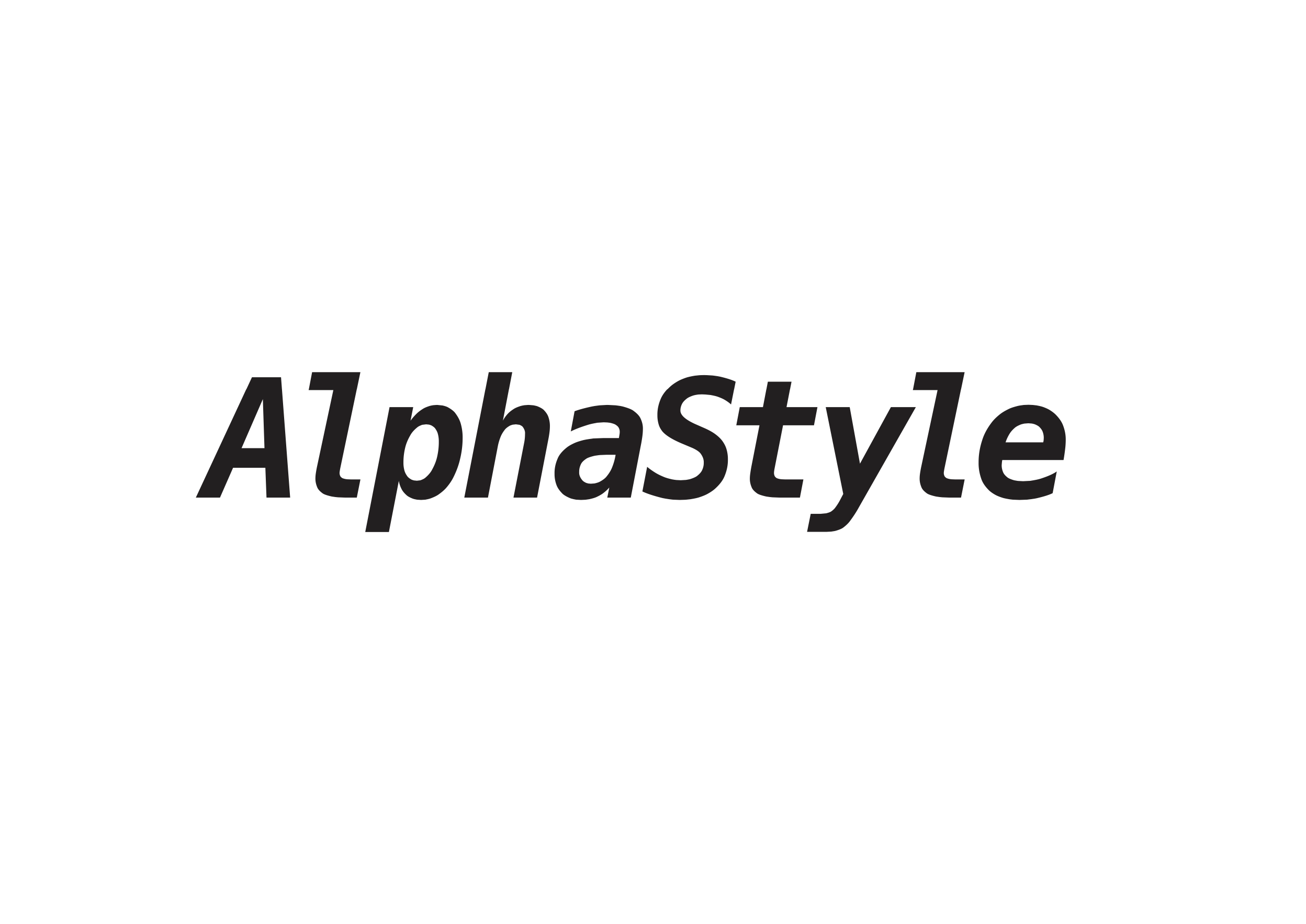 AlphaStyle