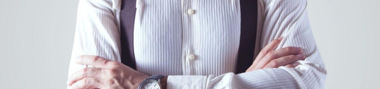 strijken overhemd
